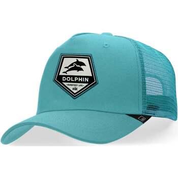 Textilné doplnky Šiltovky Hanukeii Dolphin Modrá