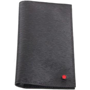 Tašky Muži Peňaženky Kiton UPWYNNN0081502007 Black