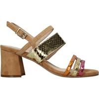 Topánky Ženy Sandále Carmens Padova 45069 Hnedá