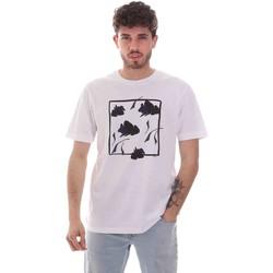 Oblečenie Muži Tričká s krátkym rukávom Sseinse TE1818SS Biely
