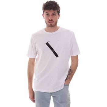 Oblečenie Muži Tričká s krátkym rukávom Sseinse TE1820SS Biely