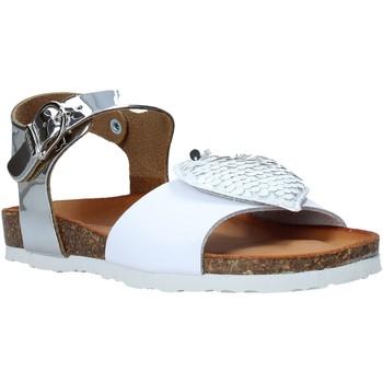 Topánky Dievčatá Sandále Bionatura 22PUPAC Biely