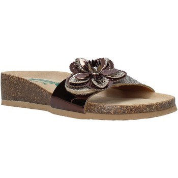 Topánky Ženy Šľapky Bionatura 12AMB21-I-MITBA1 Hnedá