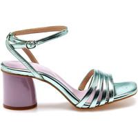 Topánky Ženy Sandále Apepazza S1WAVE04/MTL Zelená