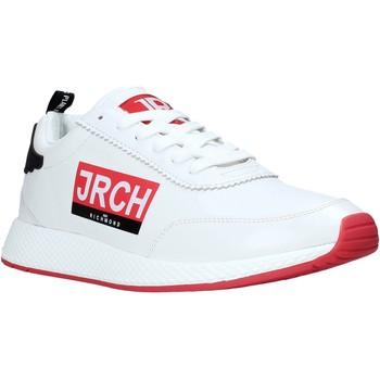 Topánky Muži Nízke tenisky John Richmond 10131/CP A Biely