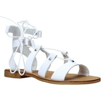 Topánky Ženy Sandále Keys K-4880 Biely