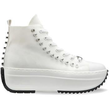 Topánky Ženy Členkové tenisky Cult CLW325900 Biely