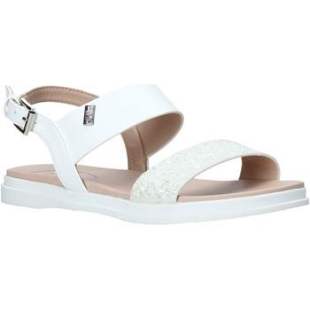 Topánky Dievčatá Sandále Miss Sixty S21-S00MS963 Biely