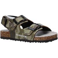 Topánky Deti Sandále U.s. Golf S21-S00UK861 Zelená