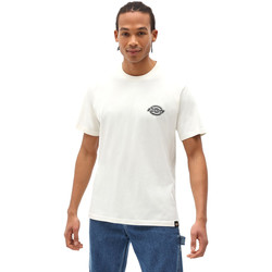 Oblečenie Muži Tričká s krátkym rukávom Dickies DK0A4XENECR1 Biely