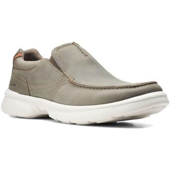 Topánky Muži Slip-on Clarks 26157998 Zelená