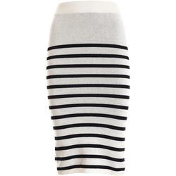 Oblečenie Ženy Sukňa Fracomina F321SG2001K45501 Biely