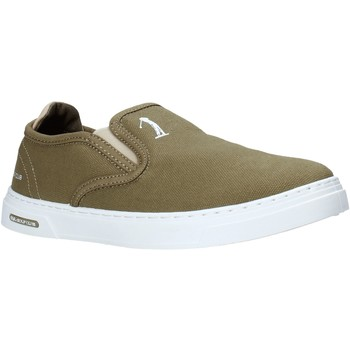 Topánky Muži Slip-on U.s. Golf S21-S00US302 Zelená