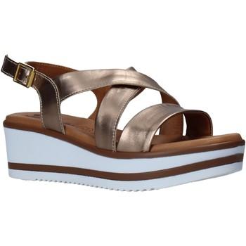 Topánky Ženy Sandále Susimoda 2827 Hnedá