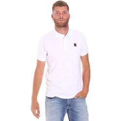 Oblečenie Muži Polokošele s krátkym rukávom Refrigiwear RM0T25900PQ9002 Biely