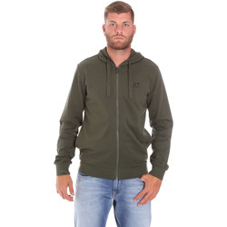 Oblečenie Muži Mikiny Ea7 Emporio Armani 8NPM03 PJ05Z Zelená