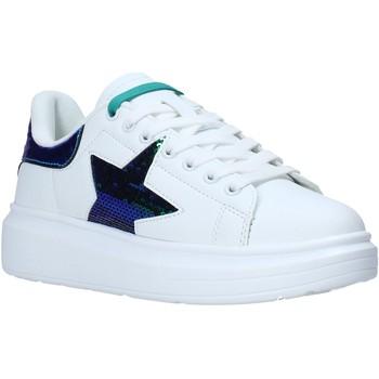 Topánky Ženy Nízke tenisky Shop Art SA050110 Biely