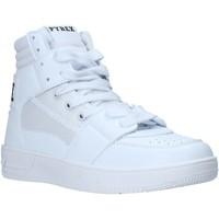 Topánky Ženy Členkové tenisky Pyrex PY050106 Biely