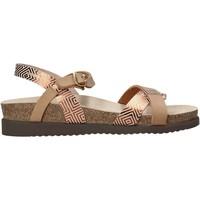 Topánky Ženy Sandále Mephisto P5136597 Hnedá