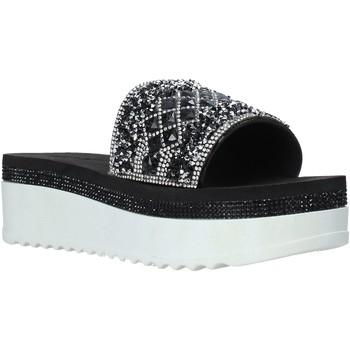 Topánky Ženy Šľapky Keys K-4842 čierna