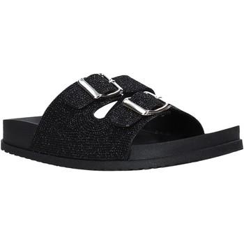 Topánky Ženy Šľapky Keys K-4830 čierna