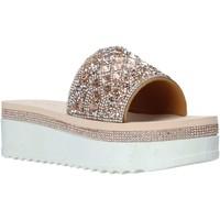 Topánky Ženy Šľapky Keys K-4842 Ružová