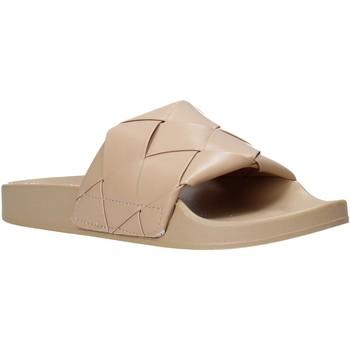 Topánky Ženy športové šľapky Gold&gold A21 FL150 Béžová