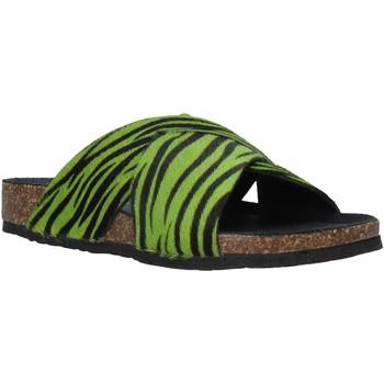 Topánky Ženy Šľapky Bionatura 10A2118-I-CAVERN Zelená