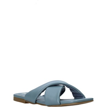 Topánky Ženy Šľapky Gold&gold A21 GY221 Modrá