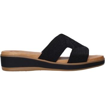 Topánky Ženy Šľapky Susimoda 1032 čierna