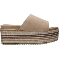 Topánky Ženy Šľapky Onyx S20-SOX751 Hnedá