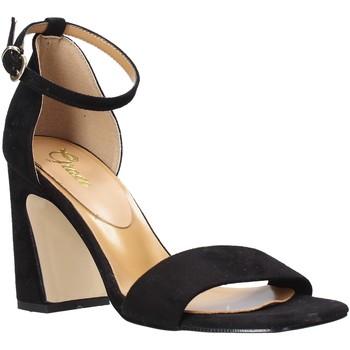 Topánky Ženy Sandále Grace Shoes 2384001 čierna