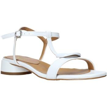 Topánky Ženy Sandále Grace Shoes 971002 Biely