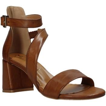 Topánky Ženy Sandále Grace Shoes 380034 Hnedá
