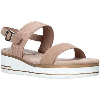 Topánky Ženy Sandále Marco Tozzi 2-2-28771-26 Ružová