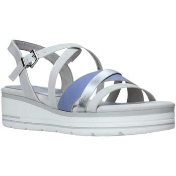 Topánky Ženy Sandále Marco Tozzi 2-2-28770-26 Šedá