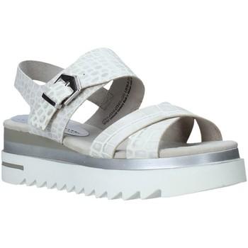 Topánky Ženy Sandále Marco Tozzi 2-2-28708-26 Biely