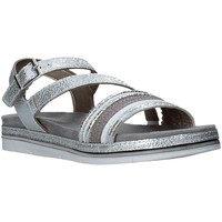 Topánky Ženy Sandále Marco Tozzi 2-2-28627-26 Striebro