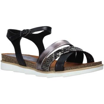 Topánky Ženy Sandále Marco Tozzi 2-2-28410-26 čierna