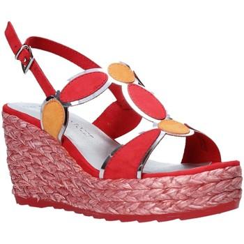 Topánky Ženy Sandále Marco Tozzi 2-2-28342-26 Červená