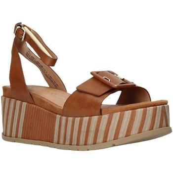 Topánky Ženy Sandále Marco Tozzi 2-2-28513-26 Hnedá