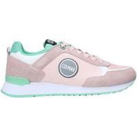 Topánky Ženy Nízke tenisky Colmar TRAVIS C Ružová