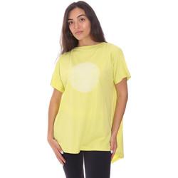 Oblečenie Ženy Tričká s krátkym rukávom Colmar 8606 6SH Zelená