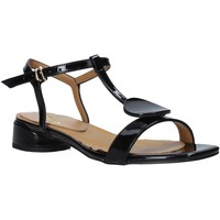Topánky Ženy Sandále Grace Shoes 971002 čierna