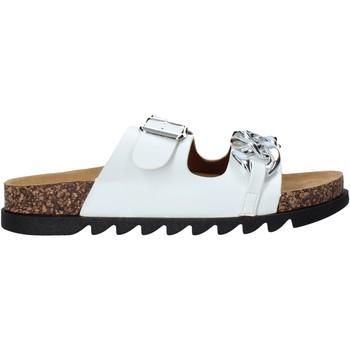 Topánky Ženy Šľapky Gold&gold A21 FL160 Biely