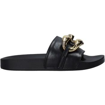 Topánky Ženy Šľapky Gold&gold A21 FL162 čierna