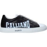 Topánky Muži Nízke tenisky John Galliano 11007/CP B čierna