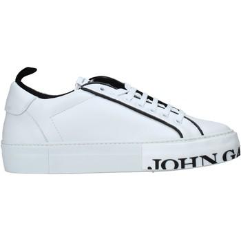 Topánky Muži Nízke tenisky John Galliano 11012/CP C Biely