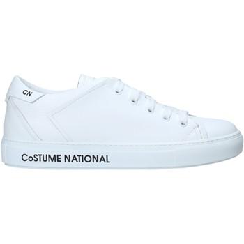 Topánky Muži Módne tenisky Costume National 10425/CP A Biely