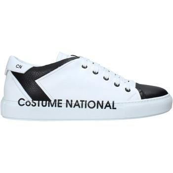 Topánky Muži Členkové tenisky Costume National 10426/CP B Biely